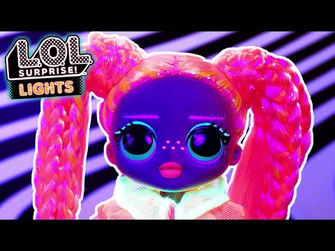 L.O.L. Surprise! Lights Glitter Doll with 8 Surprises - Assorted*