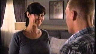 getlinkyoutube.com-Catherine Bell pregnant Belly