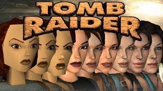 getlinkyoutube.com-Tomb Raider - Evolution of Lara Croft 1996-2014