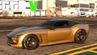 getlinkyoutube.com-Grand Theft Auto V - Customizing Lampadati Furore GT [Maserati Alfieri] and Racing - Part #28 [GTAV]