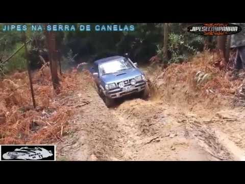 JIPES NA SERRA DE CANELAS GAIA