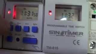 getlinkyoutube.com-Автоматика моего курятника управление светом и теплом