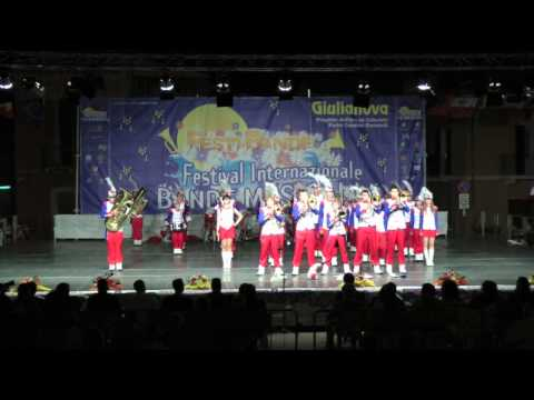 "RADOM YOUTH BAND ""Grandioso""-POLONIA-Giulianova (TE)-XIII Festival Bande 2012"