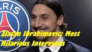 getlinkyoutube.com-Zlatan Ibrahimovic: Most Hilarious Interviews
