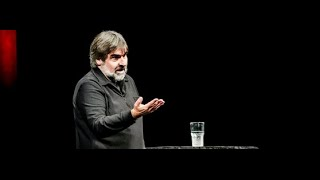 """Volker Pispers (1.3.2015): """"Der Russe(PUTIN) steht schon wieder vor der Tür ?""""- Kleinkunstpreis 2015"""