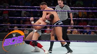Drew Gulak vs. Danny Garcia: WWE 205 Live, July 17, 2018