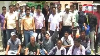 पिथौरागढ़:ग्रामीणों की चेतावनी, रोड़ नहीं तो वोट नहीं