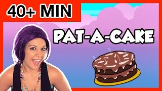 Pat a Cake Song | Nursery Rhymes Collection | Kids Songs