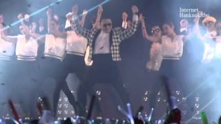 getlinkyoutube.com-PSY [Gentleman] First stage at concert 싸이, 신곡 '젠틀맨' 첫 무대