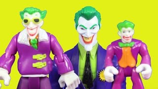 getlinkyoutube.com-Imaginext Joker Dreams Of Destroying Batman Superman Spider-Man Wolverine And Captain America