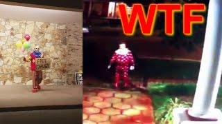 getlinkyoutube.com-KILLER CLOWNS SPOTTED NEAR THE FAZE HOUSE