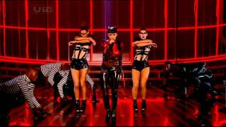 getlinkyoutube.com-Nicole Scherzinger - Poison (X Factor - Results Show wk8)