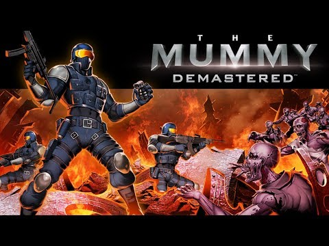 The Mummy Demastered (XBO)   © WayForward 2017    1/1