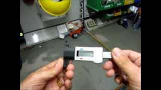 getlinkyoutube.com-Low cost DRO for a Mini Lathe