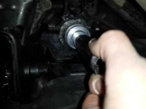 Устронен стук рулевой рейки хонда цивик 4 D