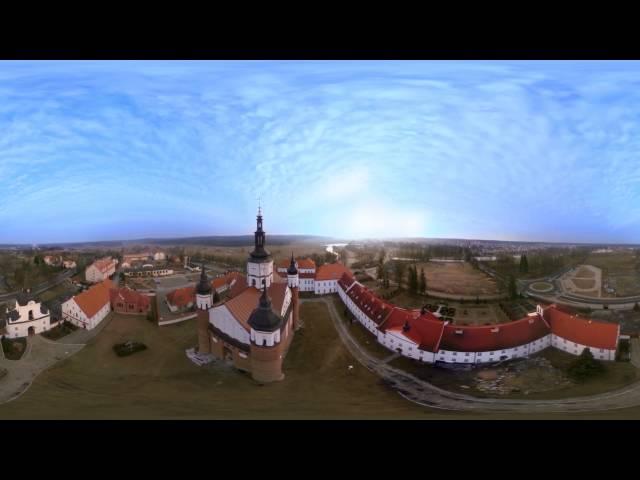 SCENES_KREO_video360 - Przedwiośnie w Puszczy Knyszyńskiej