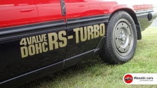 getlinkyoutube.com-1983 Nissan Skyline DR30 RS-Turbo Hardtop