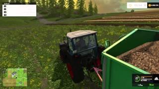 getlinkyoutube.com-Farming Simulator 2015 Eicher 2090 Turbo Tractor Mod