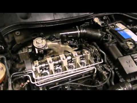Причина попадания солярки в масло на двигателях с насос-форсункой