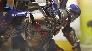 getlinkyoutube.com-Transformers stop motion : Fall of evil 變形金剛 : 邪惡殞落 (反毒宣導影片)