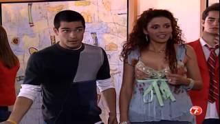 getlinkyoutube.com-Miguel lleva a Luz Viviana al colegio, Mia se queda mal