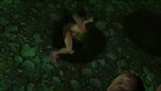 getlinkyoutube.com-Dark Souls 2: Ryona/Vore Vs Parasite Worm