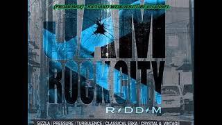 JAM ROCK CITY RIDDIM (Mix-Jan 2018) Le-Gions Music Productions