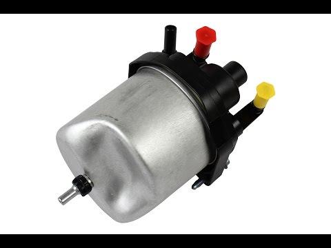 Замена топливного и воздушного фильтра Berlingo Citroen