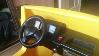 getlinkyoutube.com-Модернизация детского электромобиля. Переделка