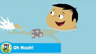 getlinkyoutube.com-OH NOAH! | Making A Splash | PBS KIDS