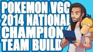 Pokemon National Champion's Team Build (Alex Ogloza)