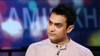 Aamir Khan offers his honest reaction to