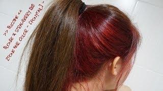 getlinkyoutube.com-Bucciime's Tips : ความเข้าใจเกี่ยวกับการทำสีผมแบบง่ายๆ และ อัพเดทสีผมทำสีทูโทน  | Sep 2013