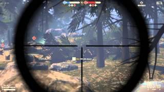 getlinkyoutube.com-Heroes and Generals - Sniper gameplay