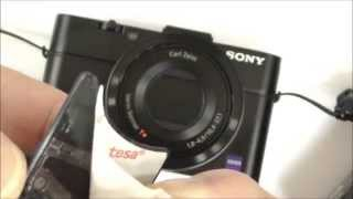 getlinkyoutube.com-SONY CyberShot DSC RX100 II Upgrade with Filter Adaptor VFA-49R1 and Hand Grip AG-R2B