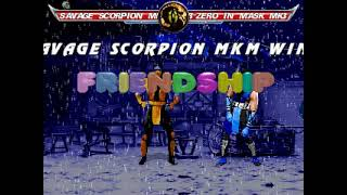 getlinkyoutube.com-Mortal Kombat Special Edition - Supreme Demonstration (Only MKP characters)