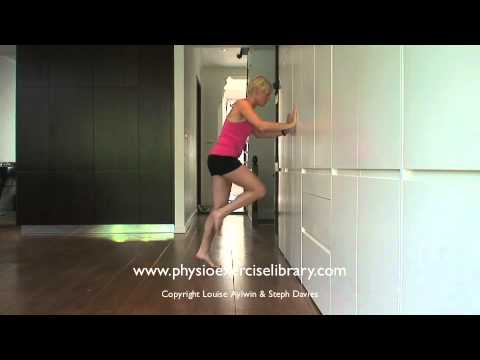 Physio Hip / Quads / Hamstring / Knee / Ankle / Calf Exercises: Leg Drives