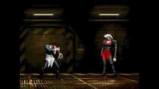 getlinkyoutube.com-[KOF GOD] Final Iori Yagami VS Super Omega Element with {Download Link}