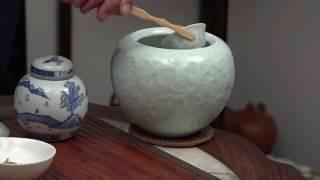 沖泡綠茶用具