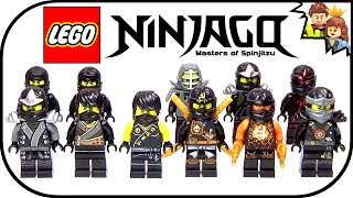 LEGO Ninjago Cole Ultimate Ninja Collection 2015