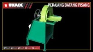 getlinkyoutube.com-Perajang Batang Pisang