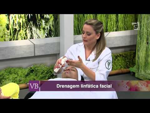 Você Bonita - Drenagem Linfática Facial (17/11/14)