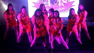 getlinkyoutube.com-Girls' Generation / SNSD (소녀시대) - Intro (Paparazzi) + Catch Me If You Can [Cover Dance by TS STARS]