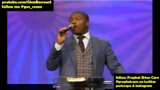 getlinkyoutube.com-Prophet Brian Carn The Faith Center 1-17-16 Deliverance Miracles Prophecies 2 WOFers