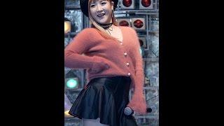 getlinkyoutube.com-161204 제이영(J-Young) 동대문밀리오레 신발콘서트 직캠(Fancam)_짜라자짜(자영)