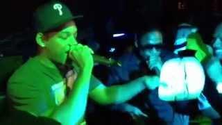 Will Smith & Doug E. Fresh Live @ Miami