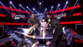 getlinkyoutube.com-The Voice Kids Thailand - ฟ้าใส ภัทรธารินทร์ - ดอกไม้ในหัวใจ - 9 Feb 2014