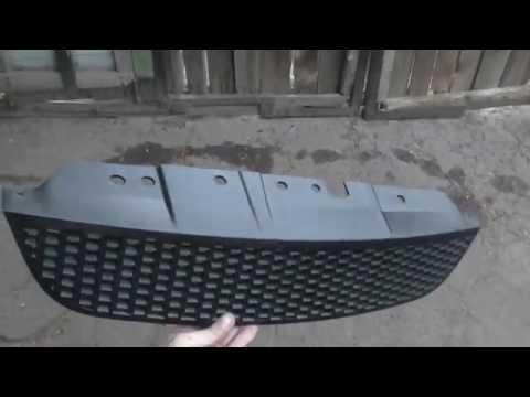 Chery Beat   Решетка радиатора верхняя