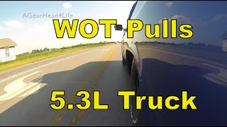 getlinkyoutube.com-5.3 Swap '87 Chevy Truck WOT Pulls + Locker Rear - LS1 LSx C10 R10