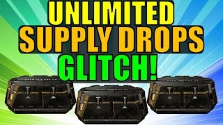 getlinkyoutube.com-Unlimited Supply Drops Glitch! (COD Advanced Warfare)